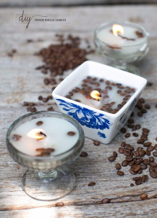 Easy DIY Candles 14
