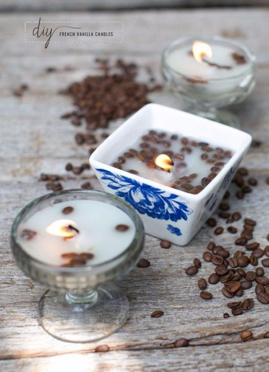 Easy DIY Candles 14