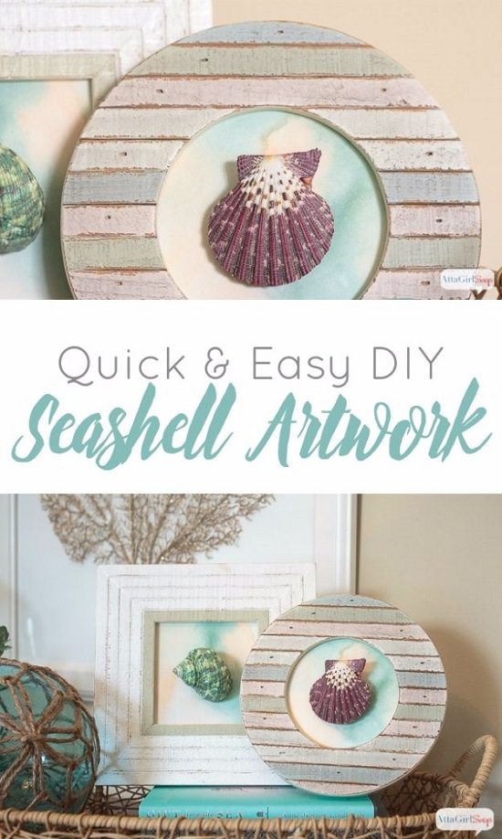 Craft Ideas with Sea Shells 7
