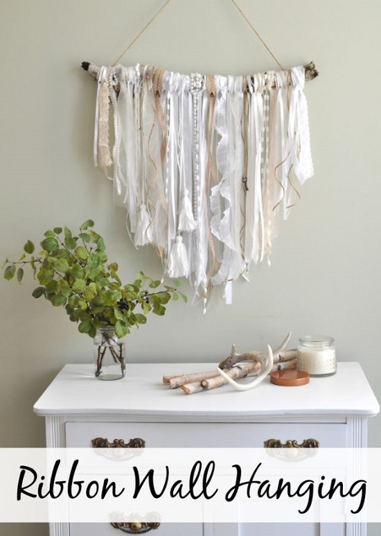 DIY Wall Hanging 16