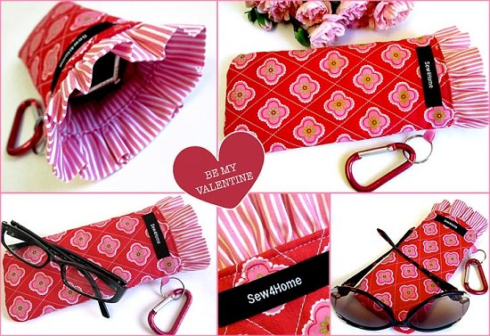 DIY Sunglass Case Ideas 4
