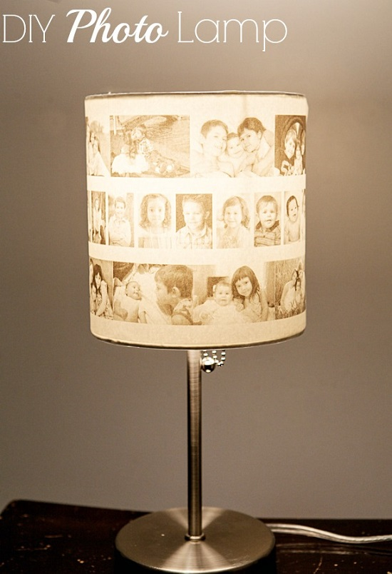 Easy DIY Lamp Ideas 10