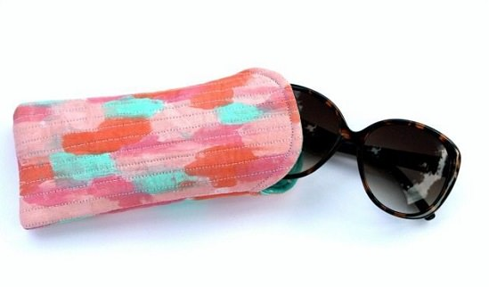 DIY Sunglass Case Ideas 17