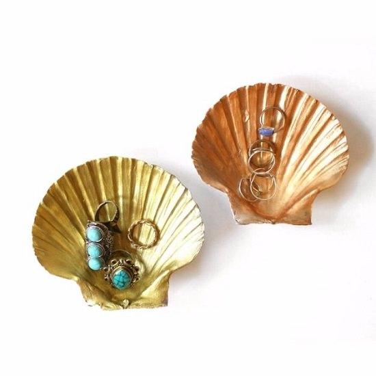 Craft Ideas with Sea Shells 19