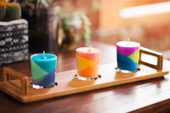 Easy DIY Candles 18