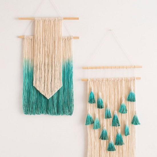 DIY Wall Hanging 4
