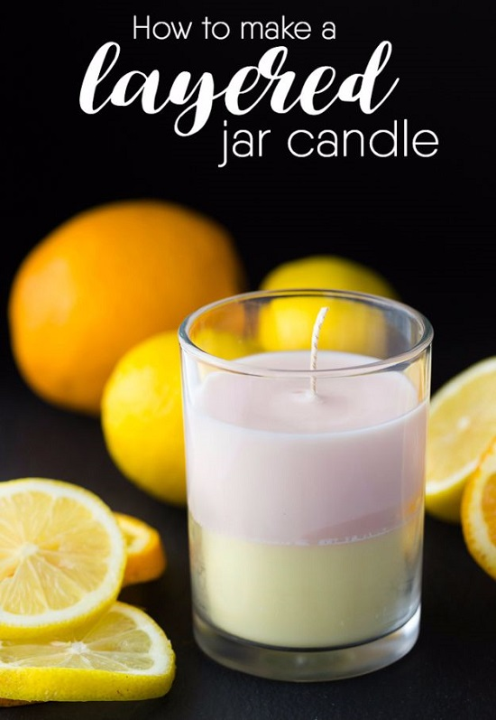 Easy DIY Candles 27