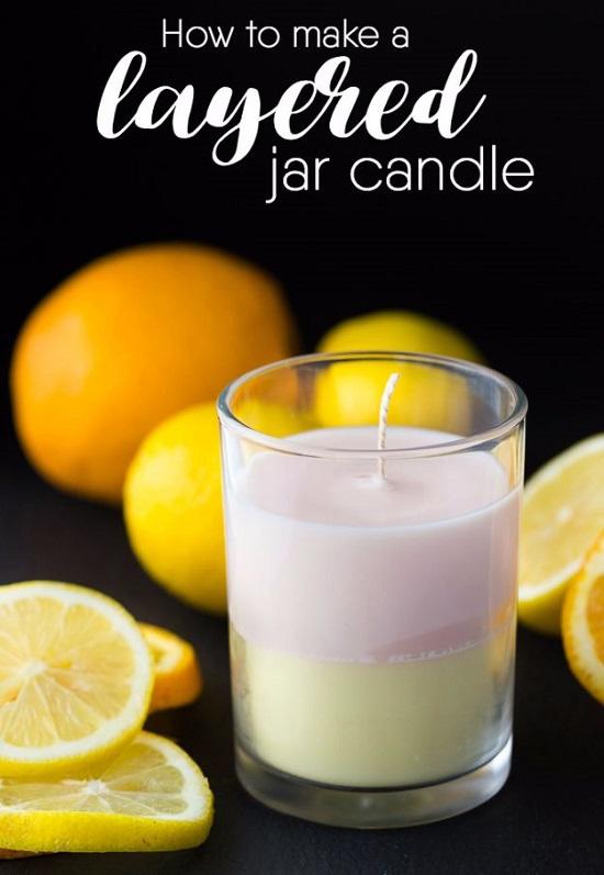 Easy DIY Candles 27
