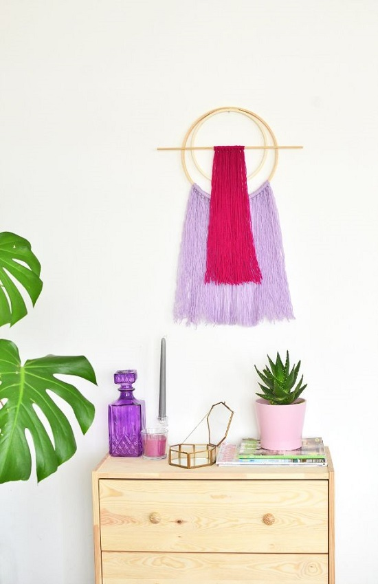 DIY Wall Hanging 17