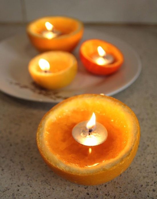 Easy DIY Candles 22