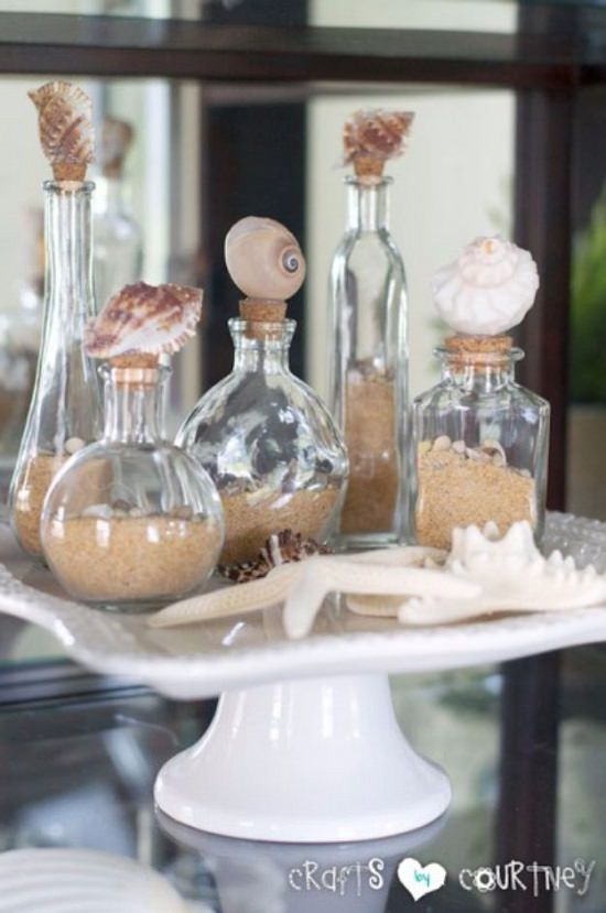 Craft Ideas with Sea Shells 1