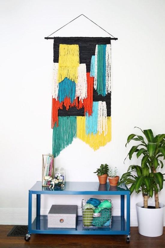 DIY Wall Hanging 8