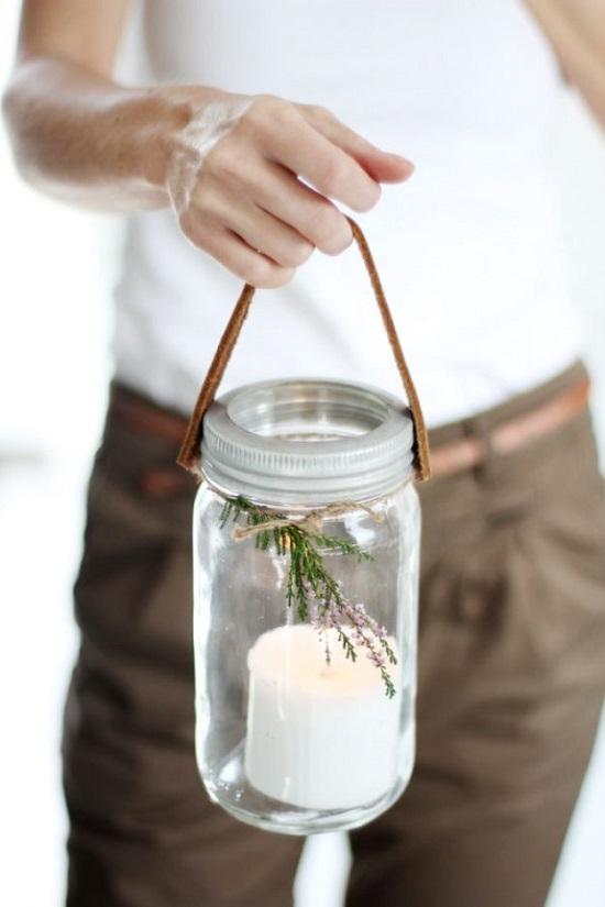 Easy DIY Candles 23