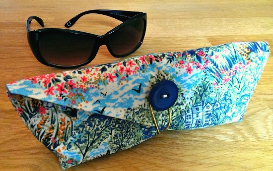 DIY Sunglass Case Ideas 8