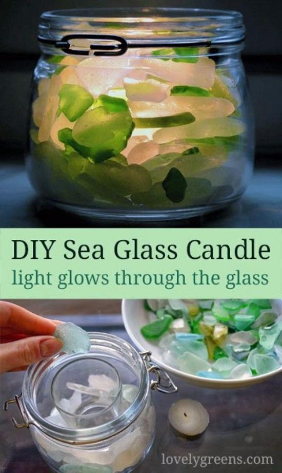 Easy DIY Candles 11