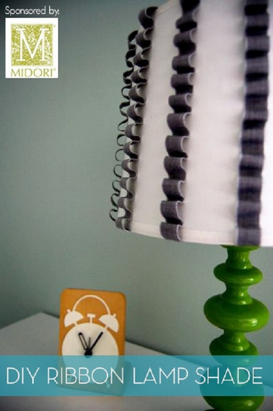 Easy DIY Lamp Ideas 3