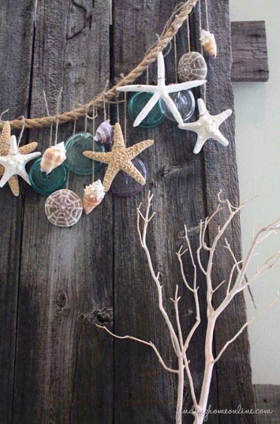 Craft Ideas with Sea Shells 18