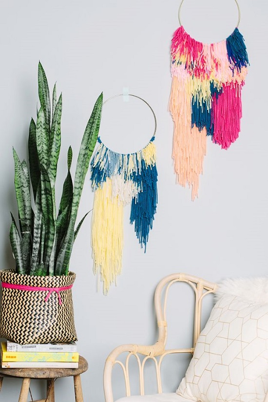 DIY Wall Hanging 13