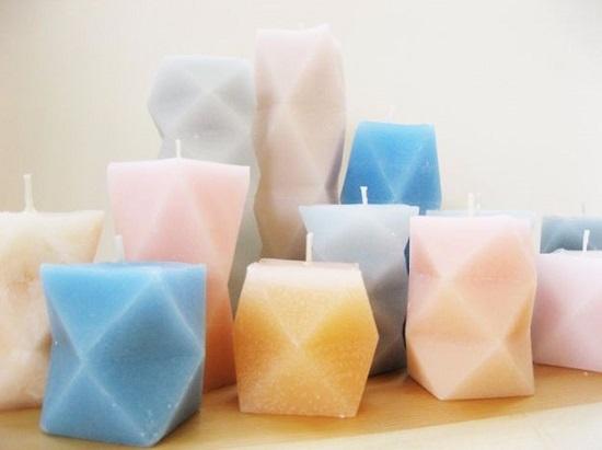 Easy DIY Candles 4