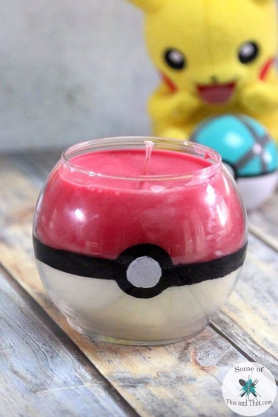Easy DIY Candles 8