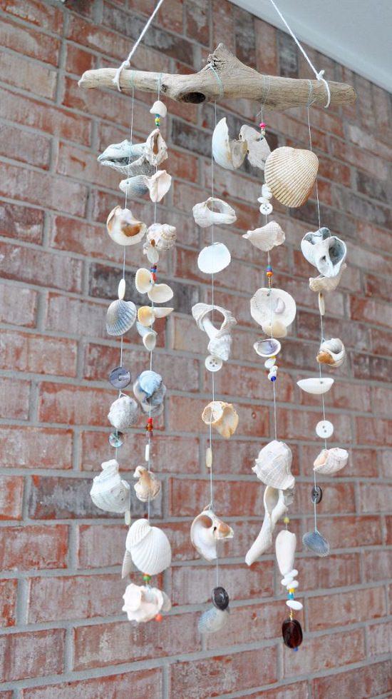 Craft Ideas with Sea Shells 3
