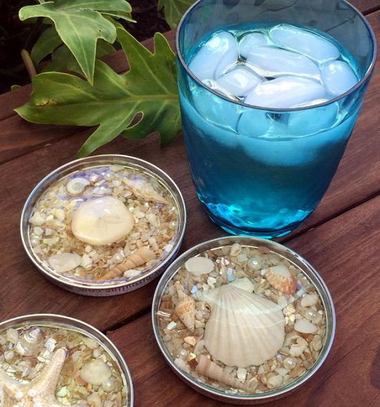 Craft Ideas with Sea Shells 10