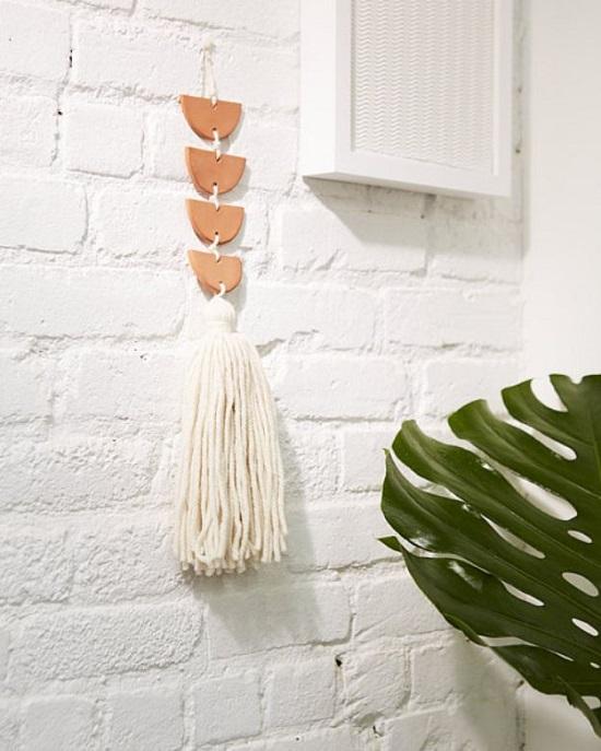 DIY Wall Hanging 7