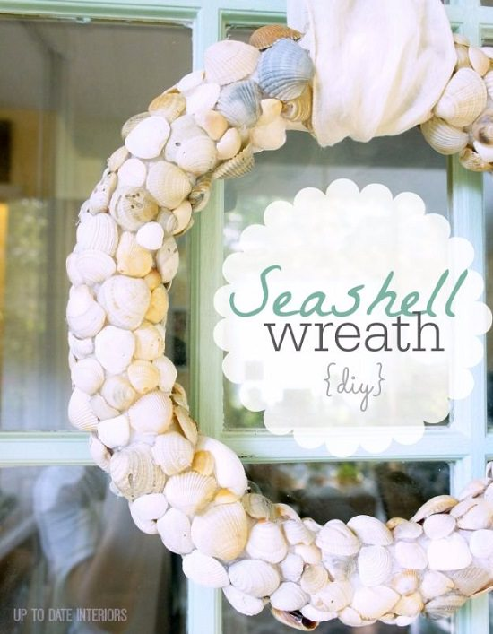 Craft Ideas with Sea Shells 6