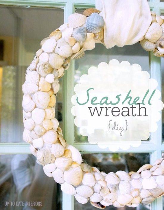 Craft Ideas with Sea Shells 6