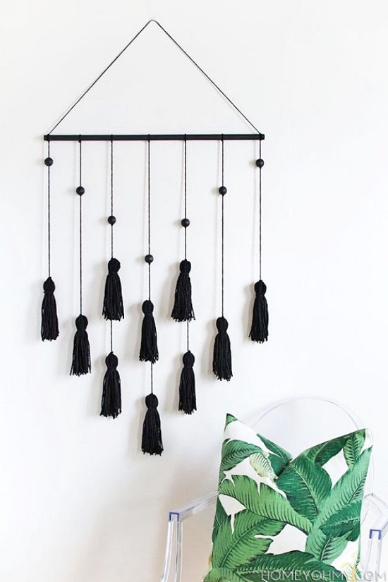 DIY Wall Hanging 12