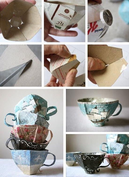 DIY Paper Mache Ideas 12