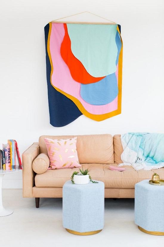 DIY Wall Hanging 15