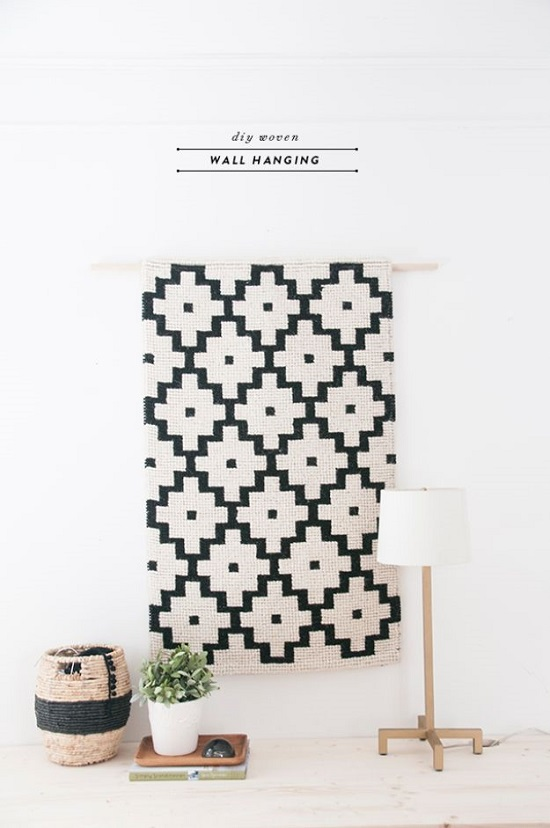 DIY Wall Hanging 10