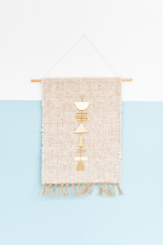 DIY Wall Hanging 11