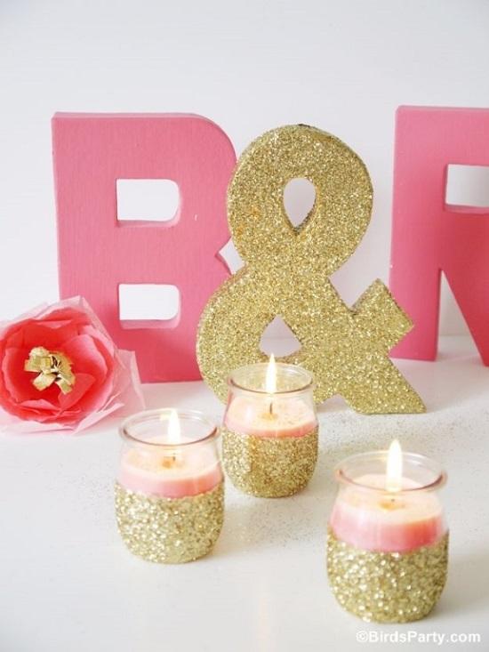 Easy DIY Candles 26