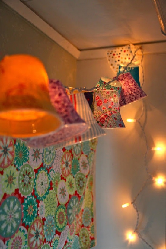 Easy DIY Lamp Ideas 8