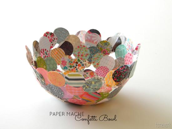 DIY Paper Mache Ideas 10