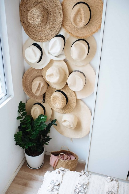 Homemade Hat Rack Ideas 14