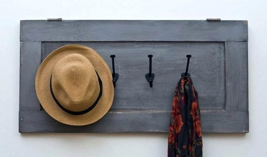 Homemade Hat Rack Ideas 17