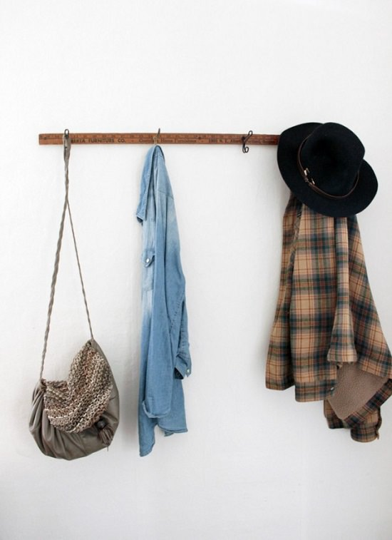 Homemade Hat Rack Ideas 3