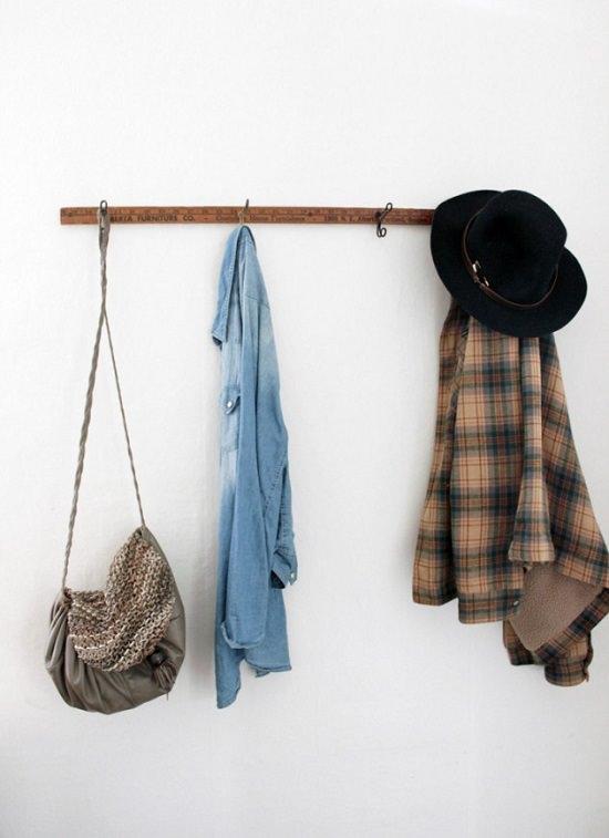 Homemade Hat Rack Ideas 3