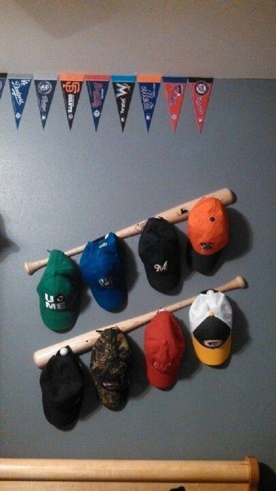 Homemade Hat Rack Ideas 4