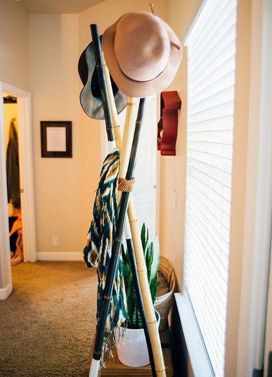 Homemade Hat Rack Ideas 6