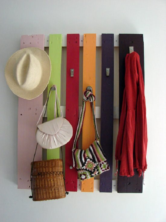 Homemade Hat Rack Ideas 8