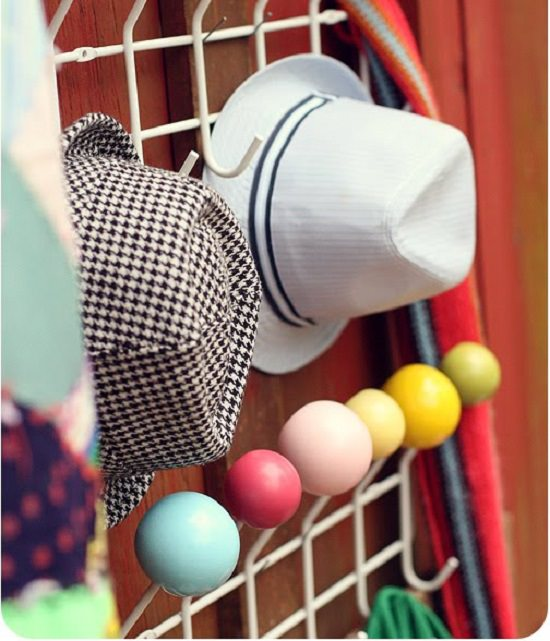 Homemade Hat Rack Ideas 9