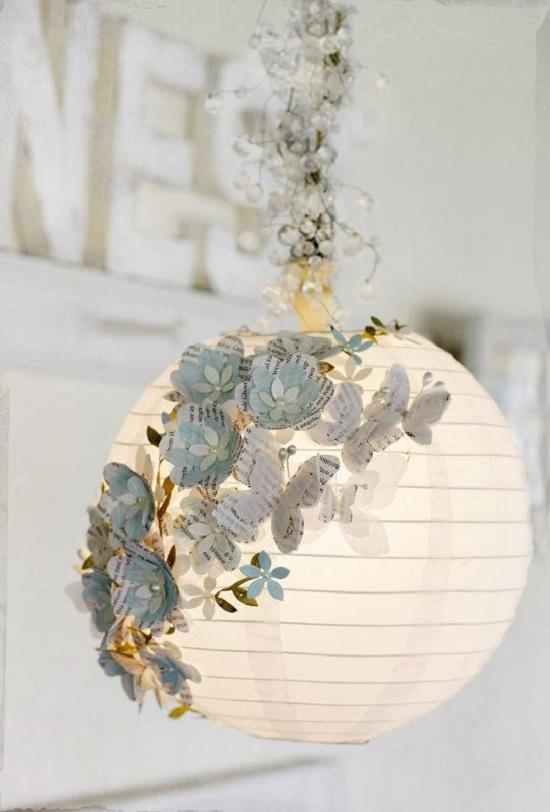 DIY Hanging Lanterns 1