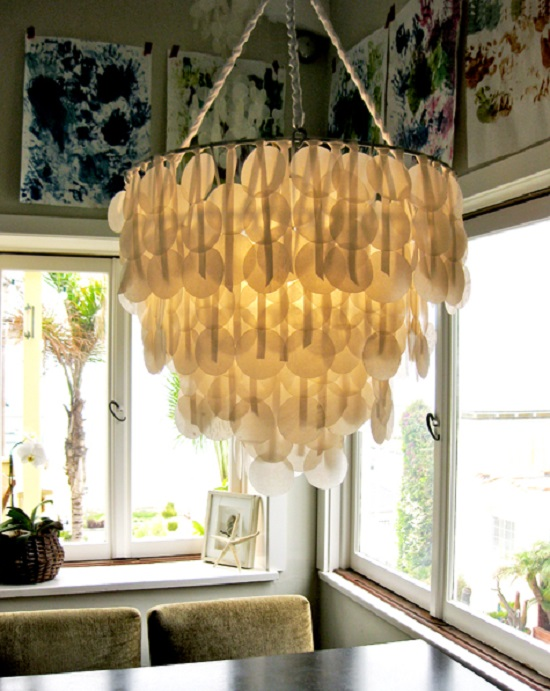 DIY Hanging Lanterns 2