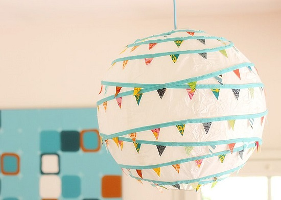 DIY Hanging Lanterns 5
