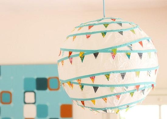 DIY Hanging Lanterns 5