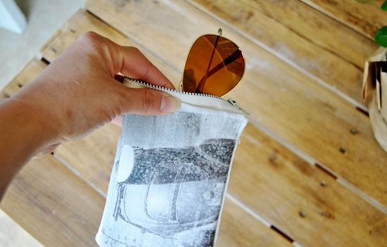 DIY Sunglass Case Ideas 14